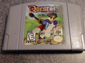 NINTENDO Nintendo 64 Game QUEST 64